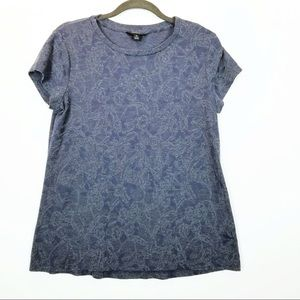 4 for $20 SALE Simply Vera Vera Wang Floral Top